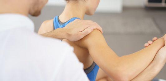Schulterschmerzen, Taubheit